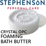 Crystal OPC - Foaming Bath Butter