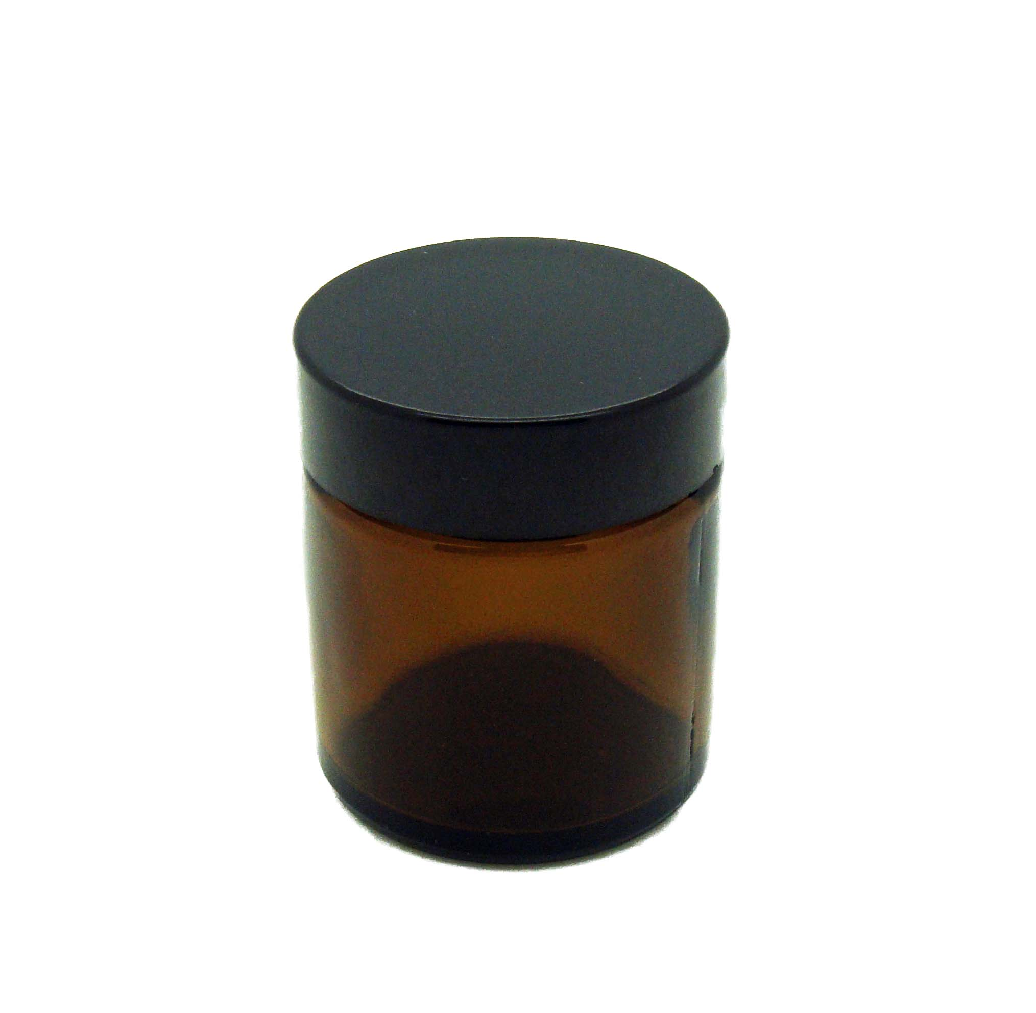 Amber Glass Ointment Jar 30ml