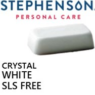 Crystal White SLS Free Melt & Pour Soap Base