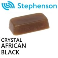 Crystal African Black Melt & Pour Soap Base