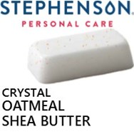 Crystal Oatmeal and Shea Butter Melt & Pour Soap Base