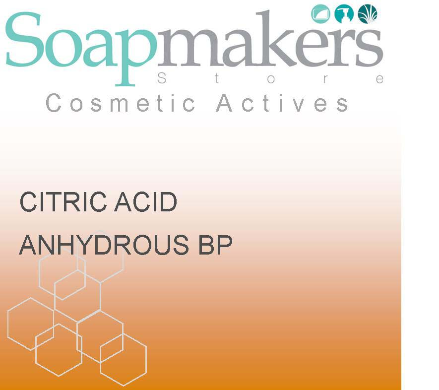 Citric Acid Anhydrous Granules