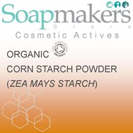 Corn Starch Certified Organic