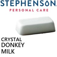 Crystal Donkey Milk Melt & Pour Soap Base