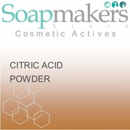 Citric Acid Anhydrous Powder
