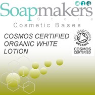 Lotion Base COSMOS Certified Organic